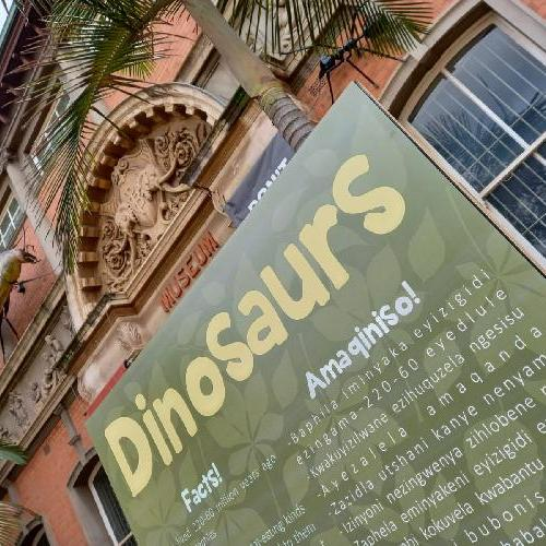 Pop Up Exhibition on Dinosaurs