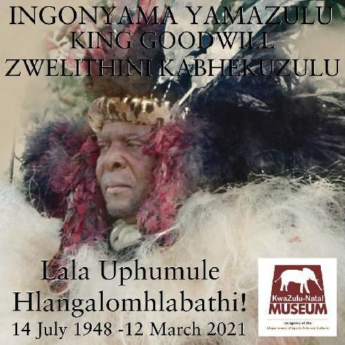 Lala Uphumule Hlangalomhlabathi!