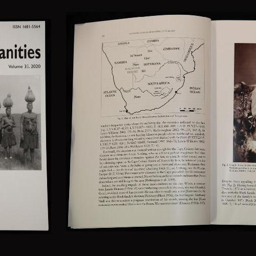 SA Humanities Journal - printed version now available